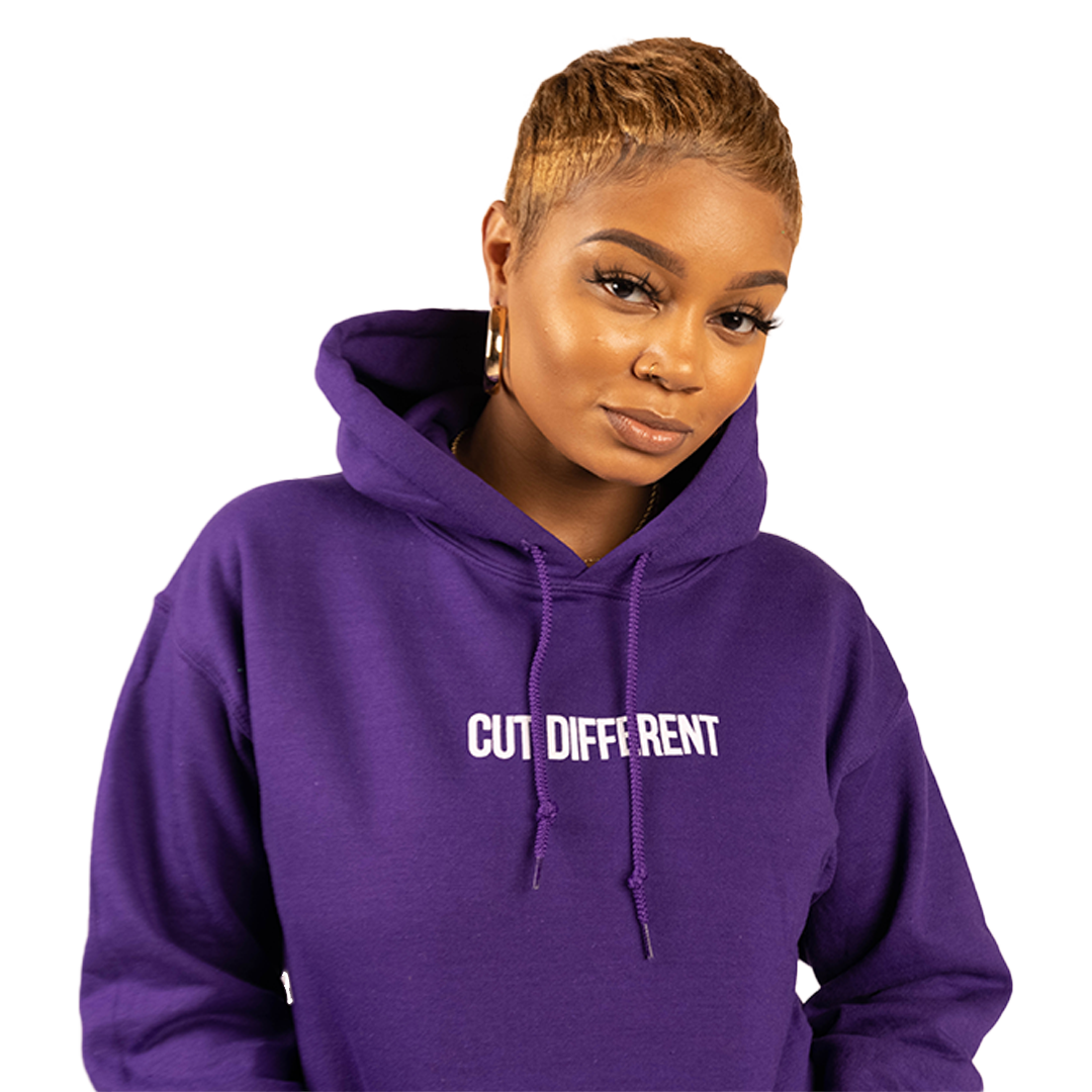 *seasonal* Cut Different Hoodie (32 different colors)