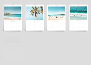 Image of 2022 Bondi Beach wall calendar