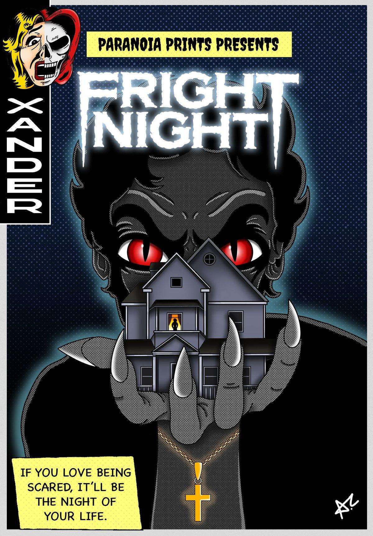 "Xander ""Fright Night"""