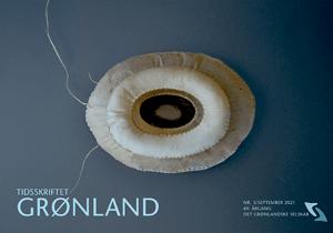 Image of TIDSSKRIFTET GRØNLAND