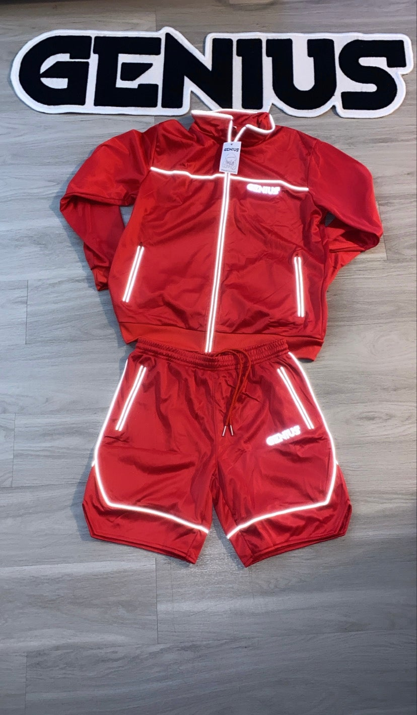 Image of Red Astro set