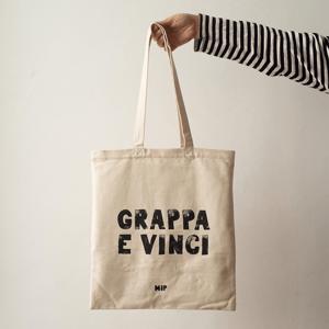Image of Shopper GRAPPA E VINCI | ALLO STATO BRODO