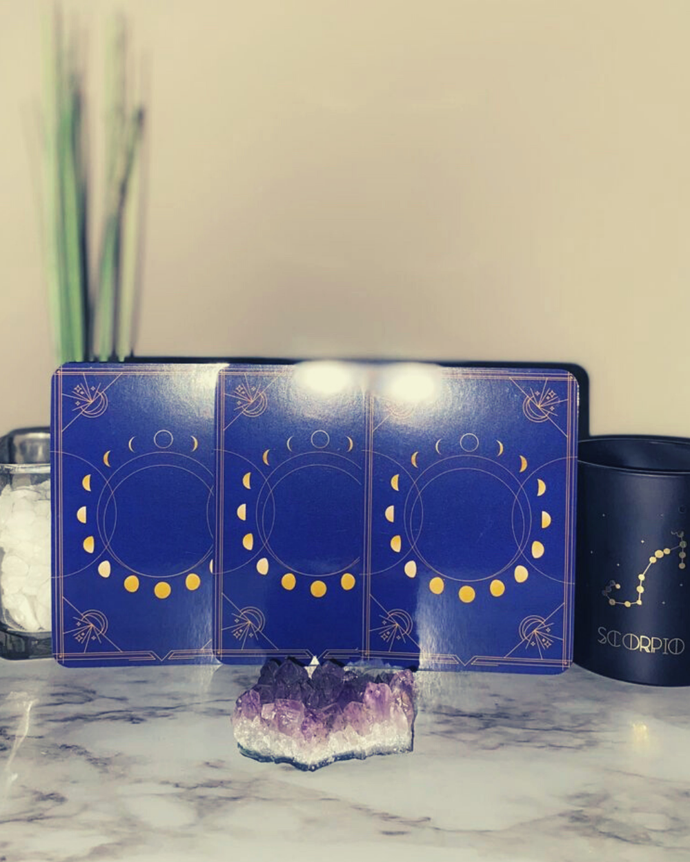 Image of 3-Card Oracle Reading (Written)