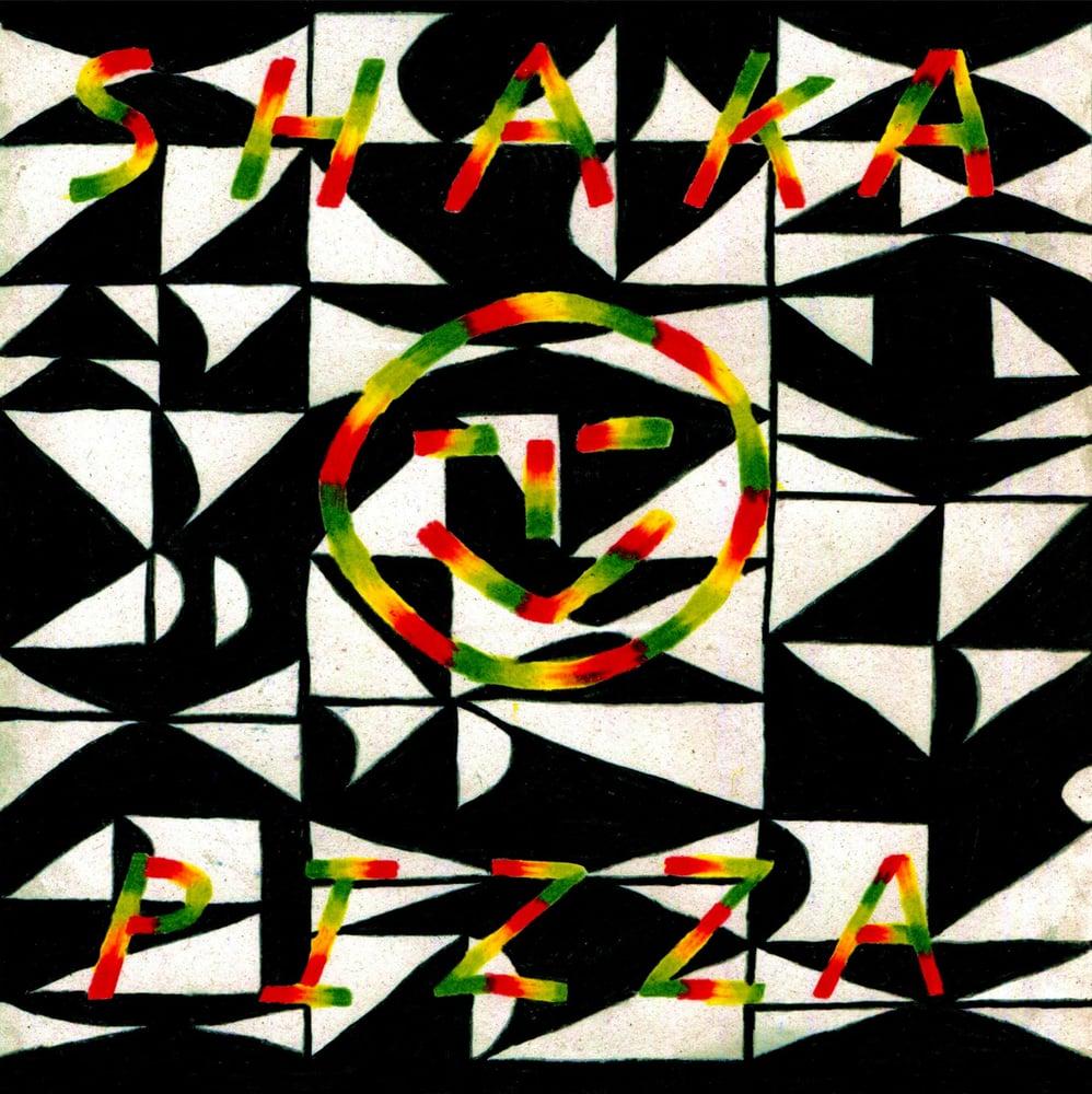 Image of Shaka - Pizza (CD)