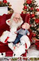 Image 1 of Santa in the Studio