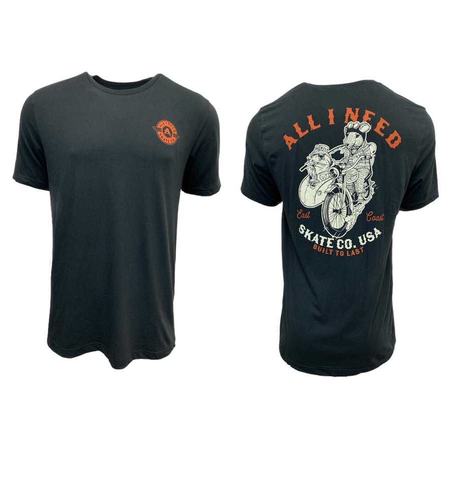 Image of Built to last tee