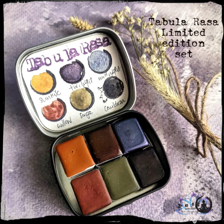 Image of Tabula Rasa - Limited edition set