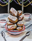 Image 1 of Pile of Beignets