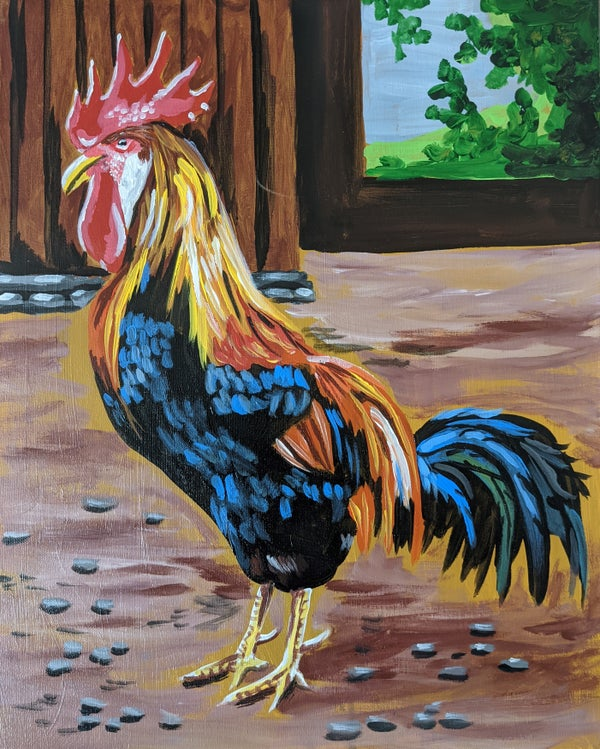 Image of Big Rooster