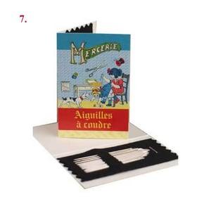 Image of Sajou Small essential needle books