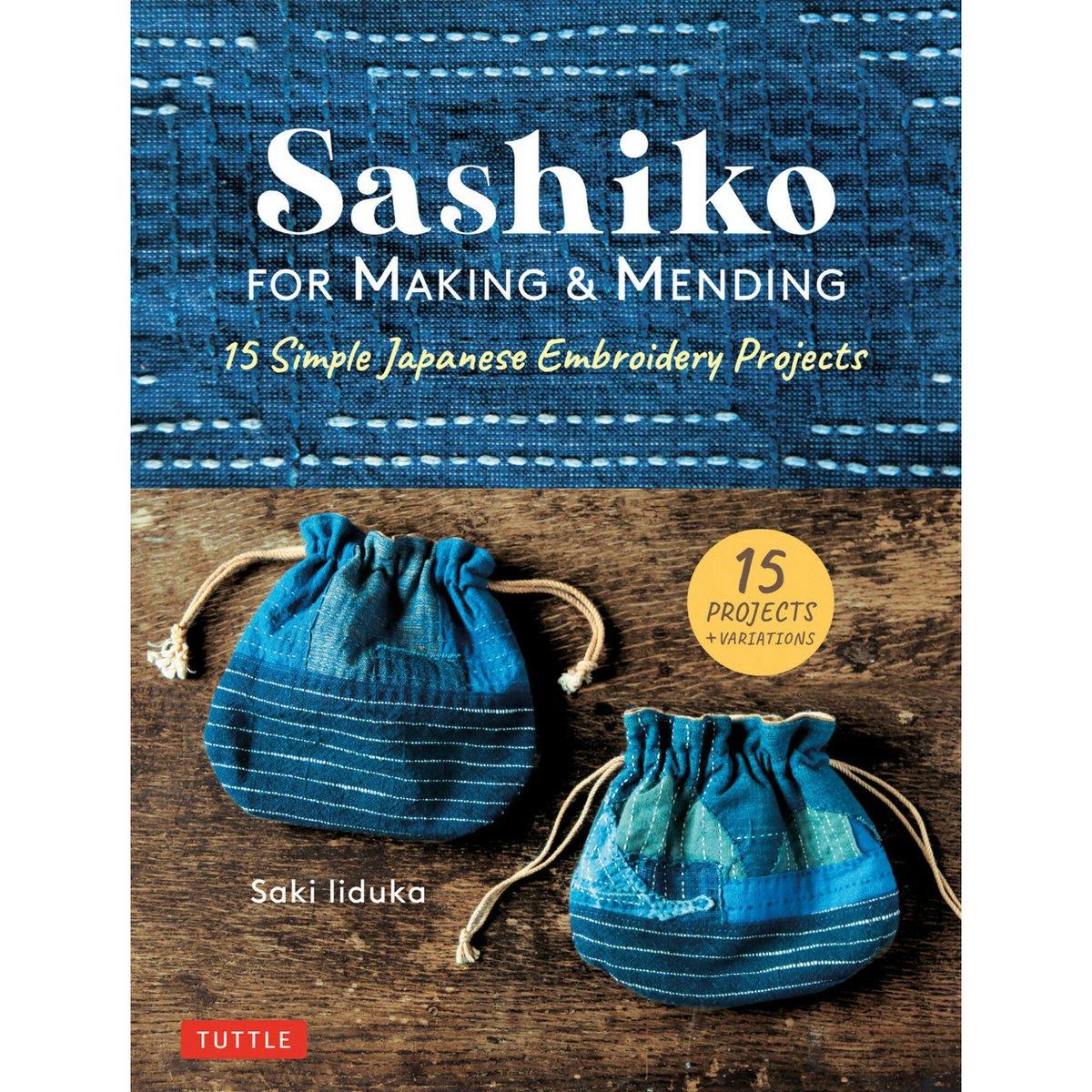 Image of Sashiko for Making & Mending