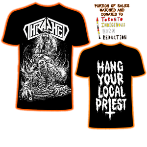 Image of HANG YOUR LOCAL PRIEST SHIRT