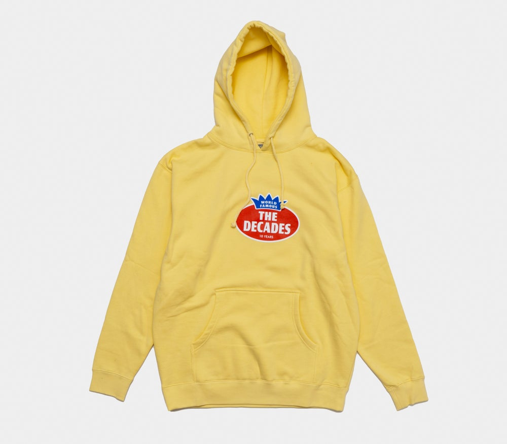 Image of Bubble Gum Hoodie
