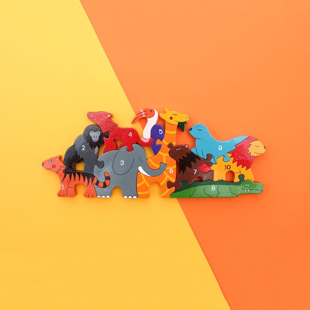 Image of Zoo 1-10