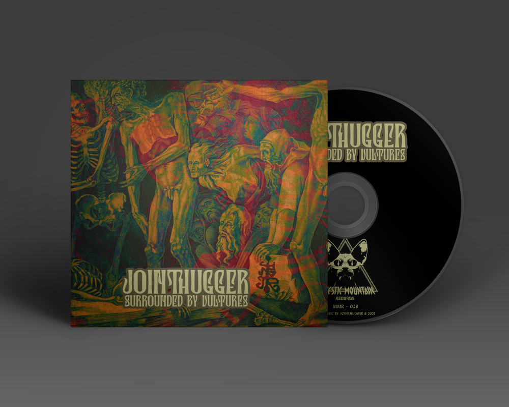 Jointhugger - Surrounded by Vultures (Digipack)