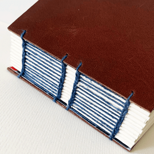 Image of Beer & Bookbinding: Super Chunky Ladder Coptic Book - Online - 11th November (7 - 8.30pm)