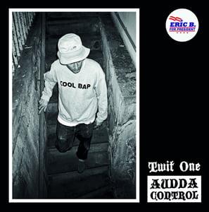 Image of Twit One - AUDDA Control - LP (A.U.D.D.A.)
