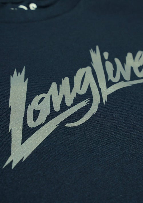 Image of Long Live Slash Tee - Gold, Navy, & Black