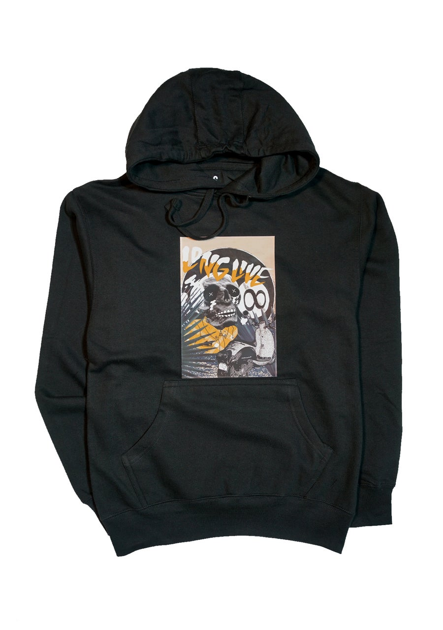Image of Long Live Hodgepodge Pull Over Hoodie