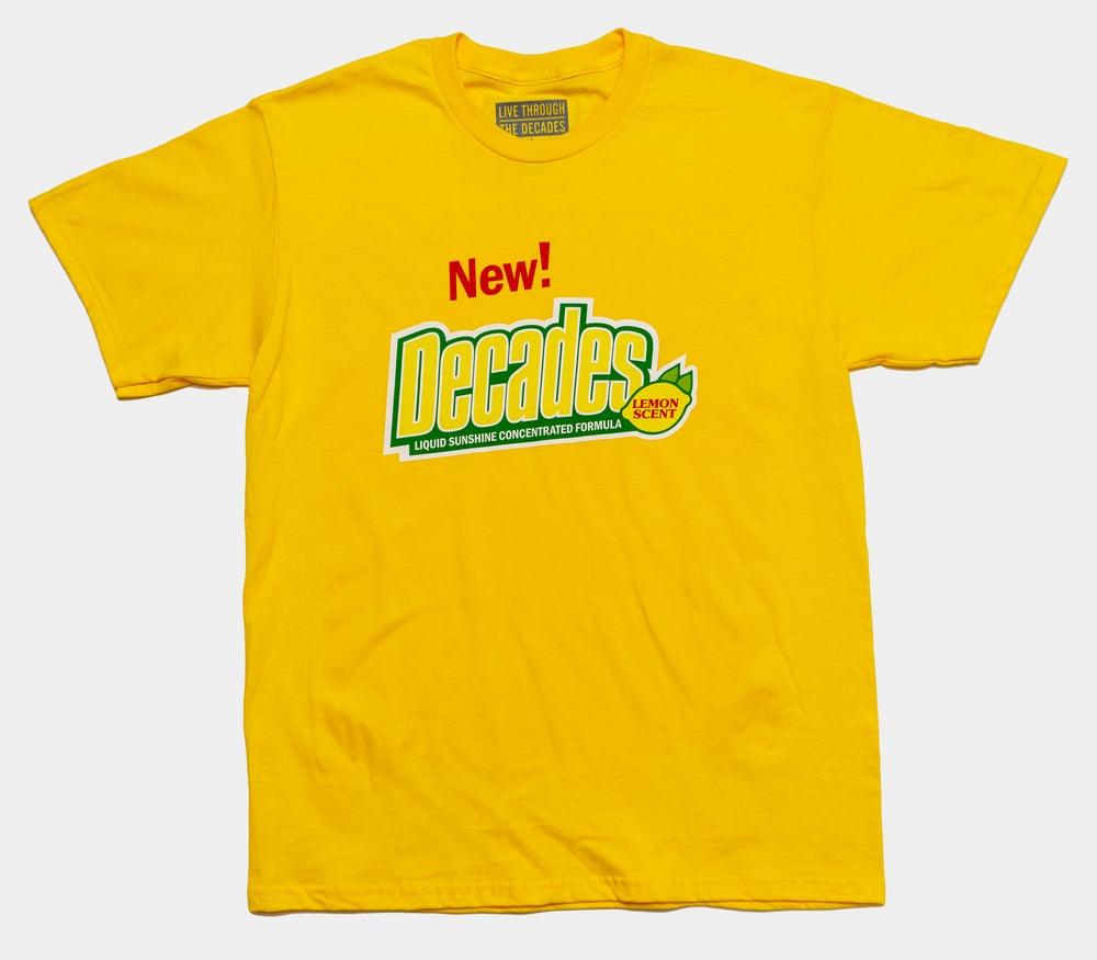 Image of Lemon Fresh Tee Yellow
