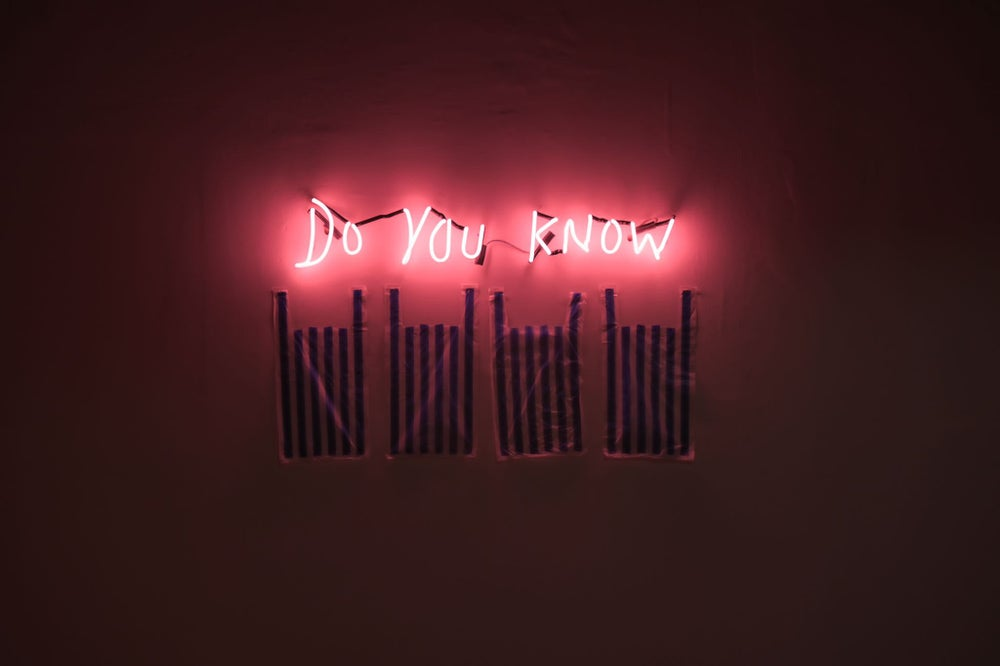 Image of Do you know