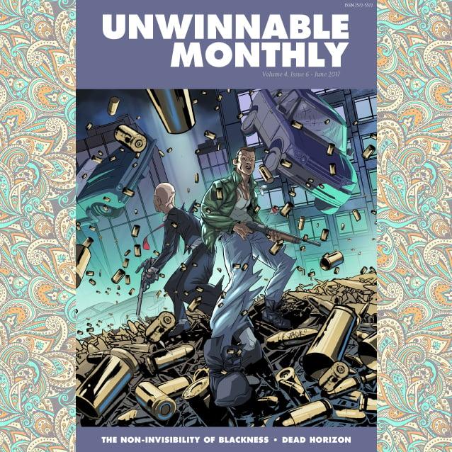 Unwinnable Monthly, Volume 4 - Back Issues (2017)