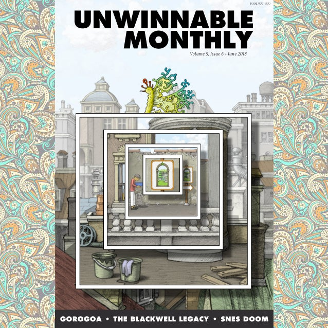Unwinnable Monthly, Volume 5 - Back Issues (2018)