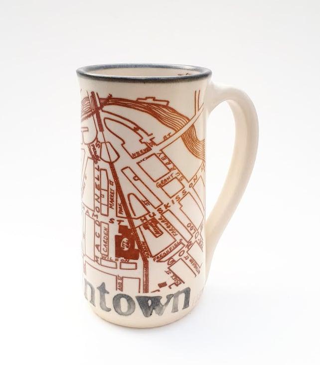 Image of Guelph Inspired 'Downtown' Mug by Bunny Safari