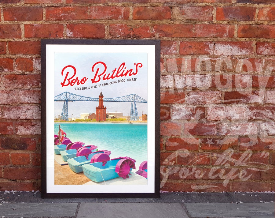 Image of Boro Butlins (limited numbers)