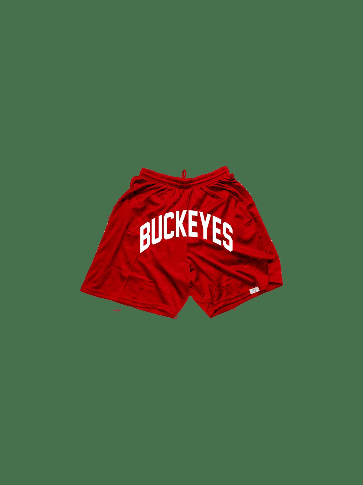 "OSU ""BUCKEYES"" Shorts"
