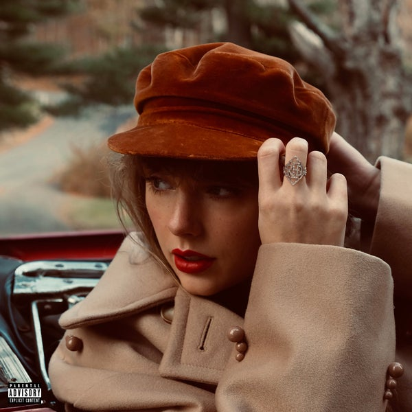 Image of Taylor Swift - Red (Taylor's Version)