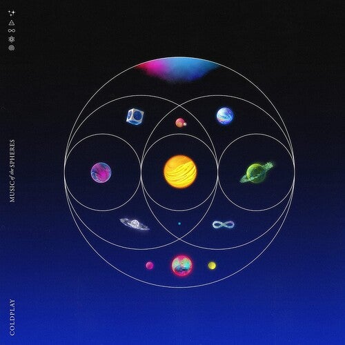 Image of Coldplay - Music of the Spheres