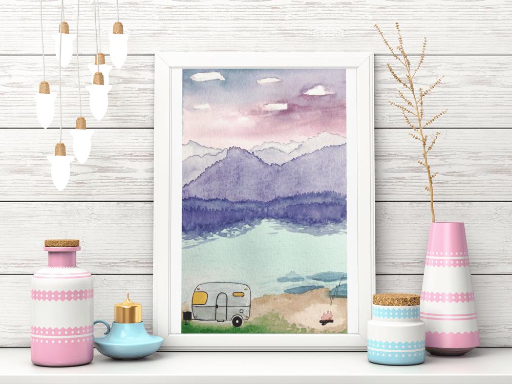 Image of Purple Mountain Magic