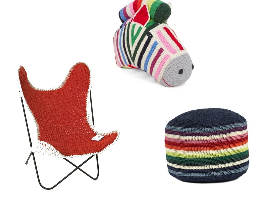 Image of Anne Claire Petite Crocheted Home Goods