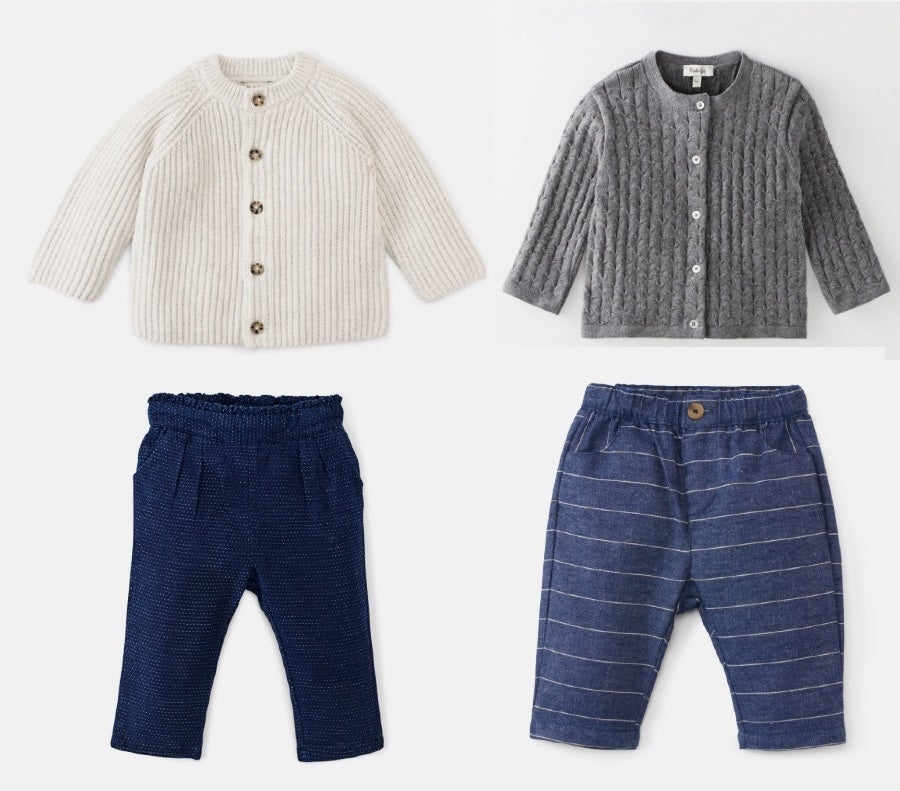 Image of Baby Clothes (sweaters and pants)
