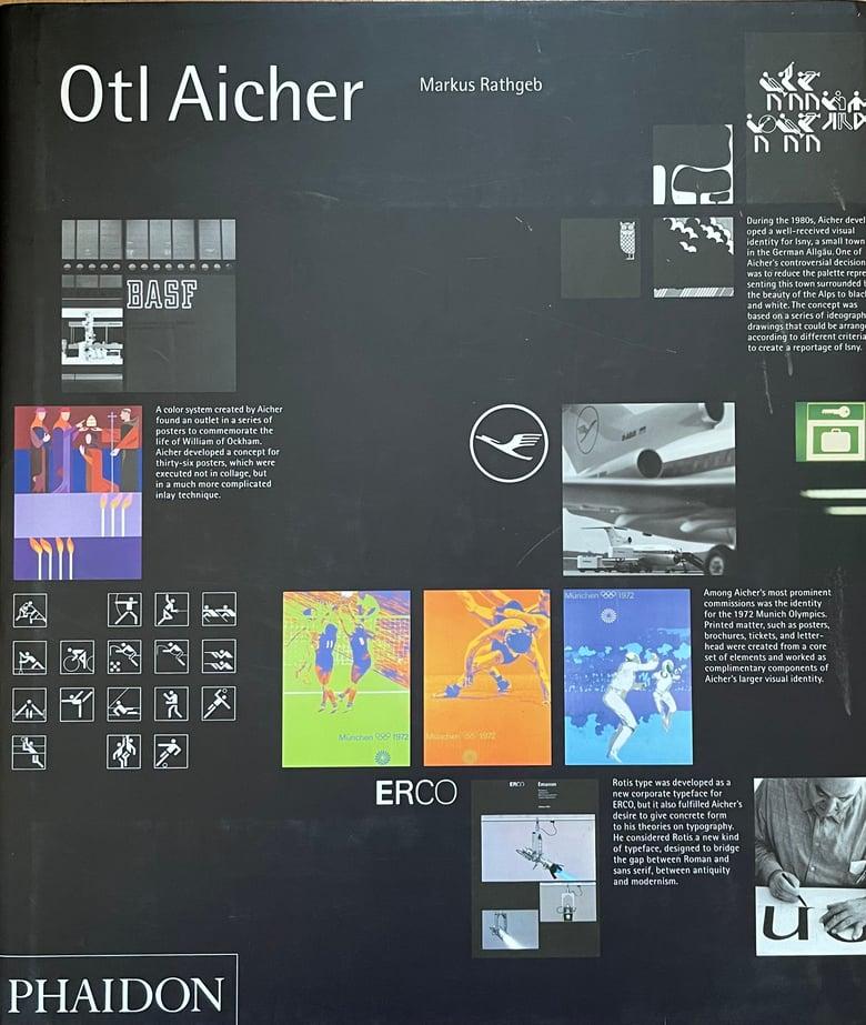 Image of (Markus Rathgeb) (Otl Aicher)