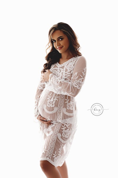 Image of Lessie Maternity Dress