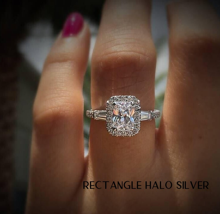 Image of Bling Statement Rings