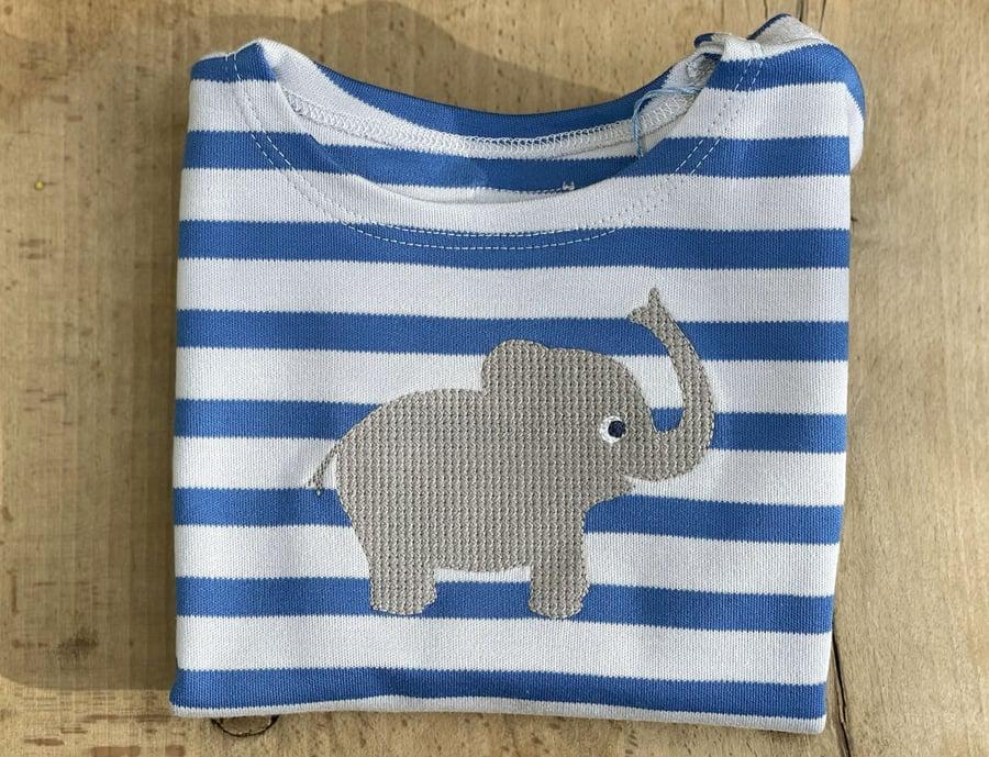 Image of NEU Shirt mit Elefant Art.207276