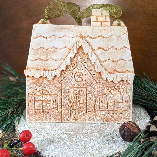 Image of Gingerbread Themed Decorations