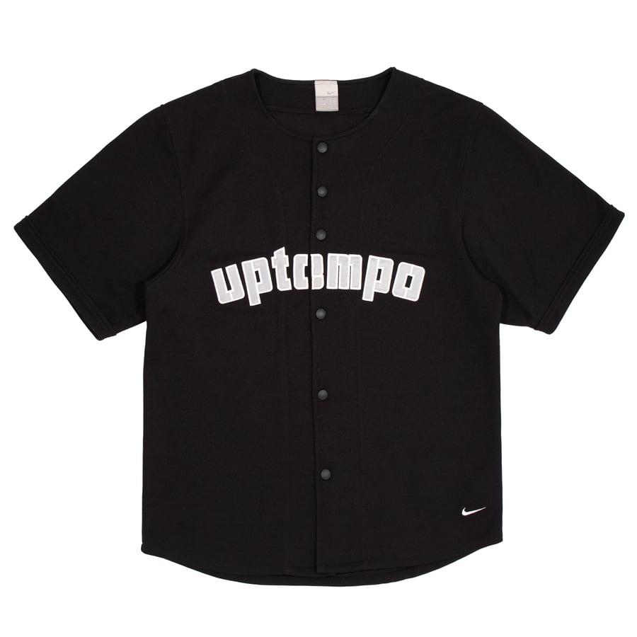 Image of Vintage Nike Uptempo Baseball Jersey (S)