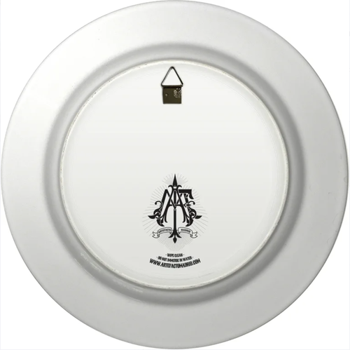 Image of The Shining Twins - Fine China Plate - #0741