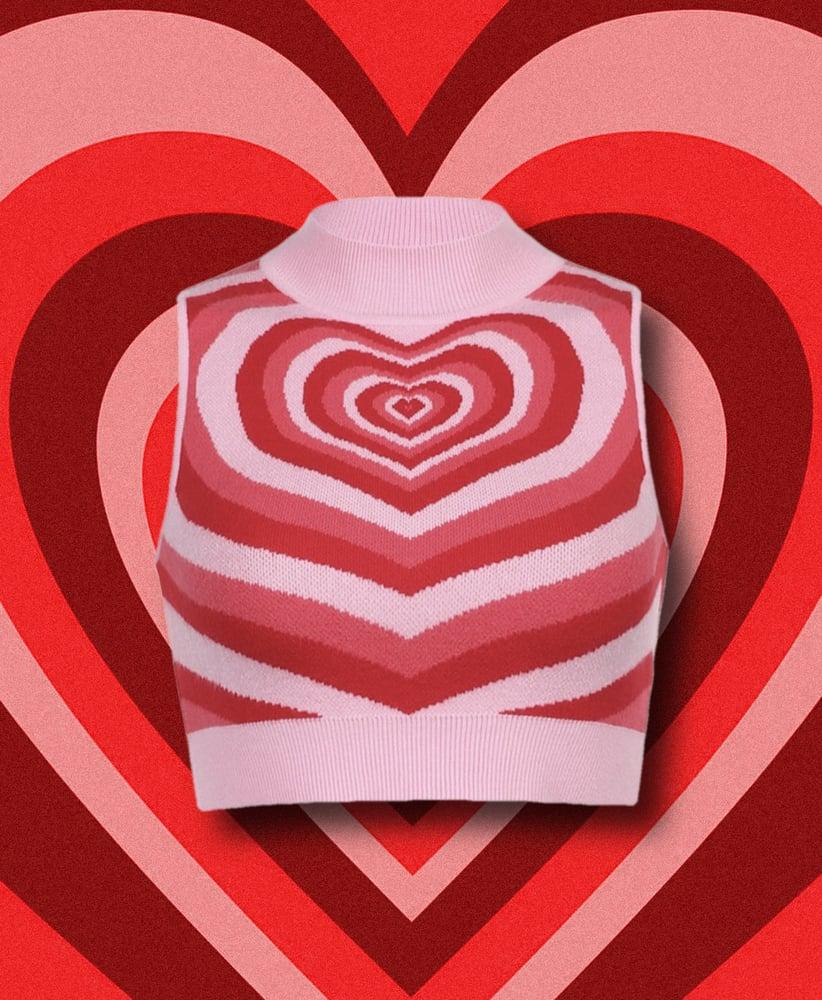 Image of Powerpuff Heart Vest
