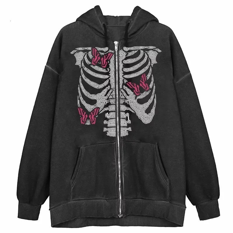 Image of Butterflies in my Stomach Jacket