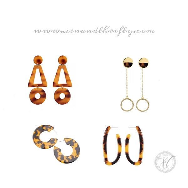 Image of Kyra Earring Collection