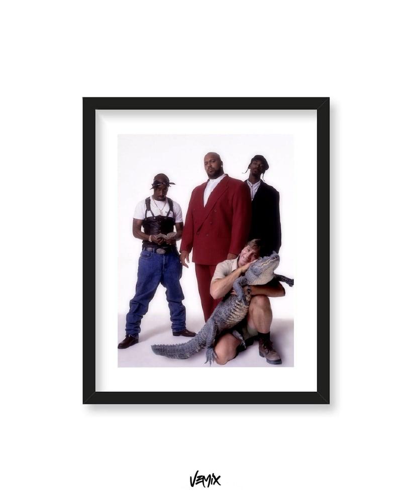 Image of Death Row Reckon - Print/Tee/Hoodie