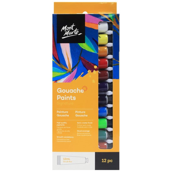 Image of Gouache Paints For Marbling