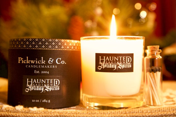 Image of Holiday Spirits Candle: Limited Edition!