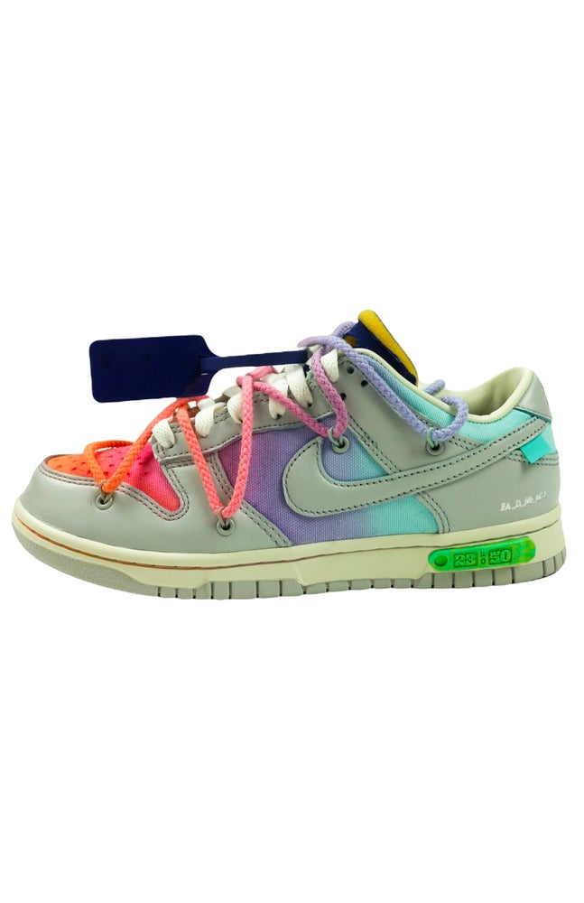 Image of Nike Dunk x Offwhite Lot 23.2