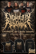 Image of ENGULFED IN REPUGNANCE-CONSUMMATION OF CHTHONIC...FULL COMBOPACK